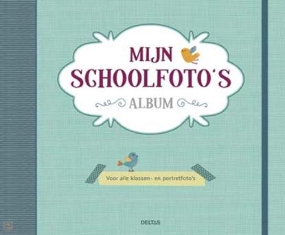 Afbeeldingen van Mijn schoolfoto's Album (Groen)
