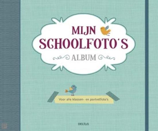 Afbeelding van Mijn schoolfoto's Album (Groen)