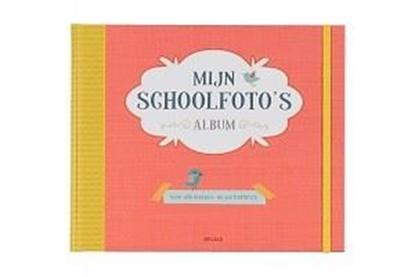 Afbeeldingen van Mijn schoolfoto's Album (Rood)