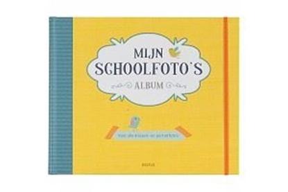 Afbeeldingen van Mijn schoolfoto's Album (Geel)