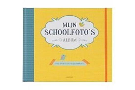 Afbeelding van Mijn schoolfoto's Album (Geel)