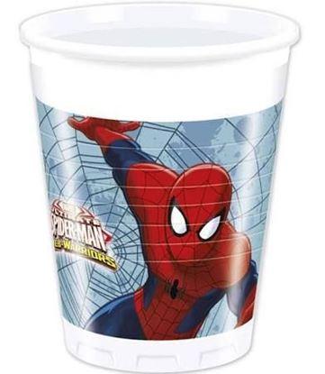 Afbeeldingen van Spiderman bekertjes 200ml