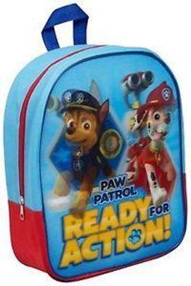 Afbeeldingen van Paw Patrol rugtas Blauw Action