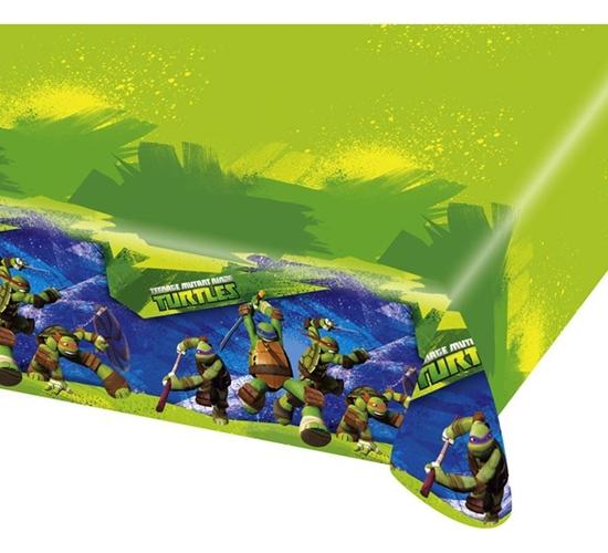 Afbeelding van Tafelkleed Ninja Turtles 120x180 cm