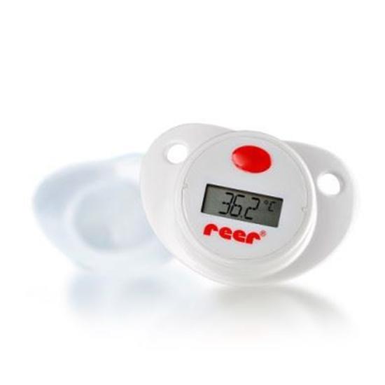 Afbeelding van REER fopspeen koortsthermometer