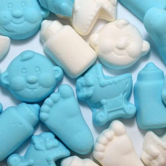 Afbeelding van Baby mix schuim blauw