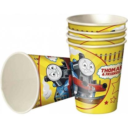 Afbeeldingen van Popcorn thema Thomas de trein