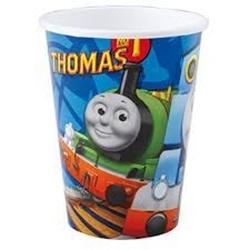 Afbeelding van Popcorn thema Thomas de trein