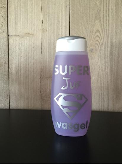 Afbeelding van Super juf/meester wasgel