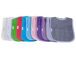 Afbeelding van Combipakket slab-spuugdoek met naam