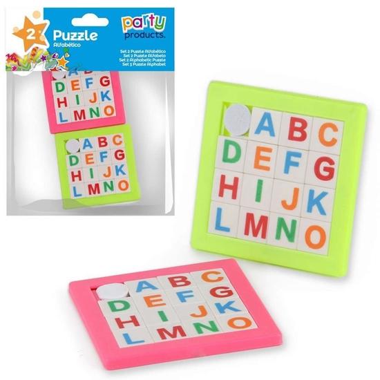 Afbeelding van Puzzel alfabet
