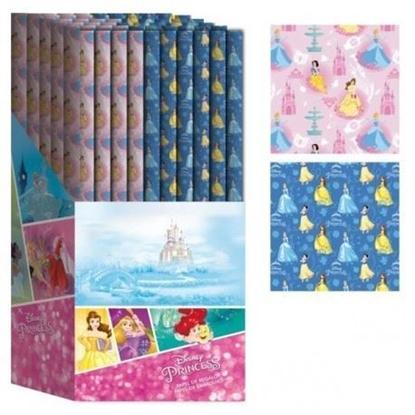 Afbeeldingen van Princessen inpakpapier