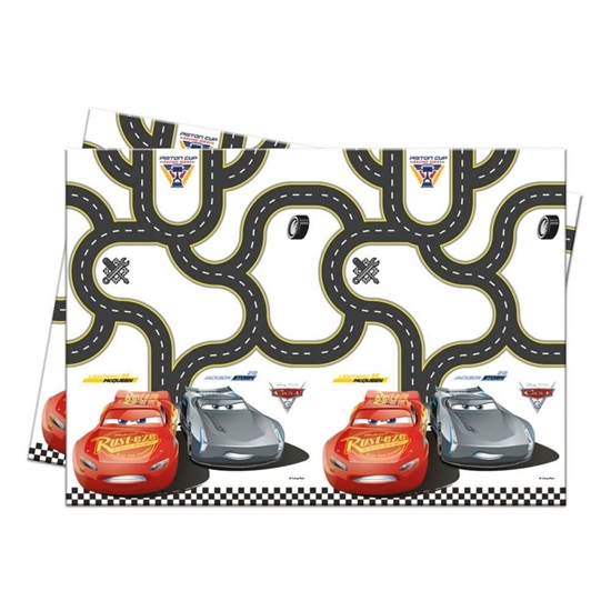 Afbeelding van Cars tafekleed 120x180 cm