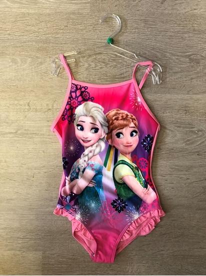 Afbeelding van Disney Frozen Badpak Anna/Elsa roze