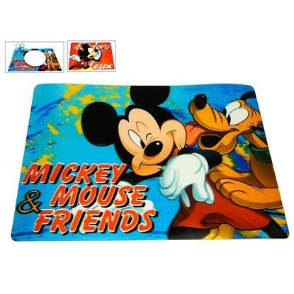 Afbeeldingen van Placemat Mickey Mouse blauw