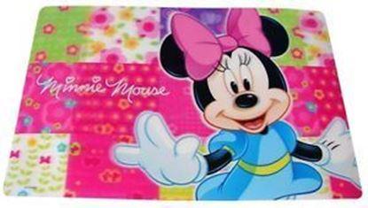Afbeeldingen van Placemat Minnie mouse roze