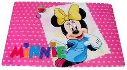 Afbeeldingen van Placemat Minnie mouse geel