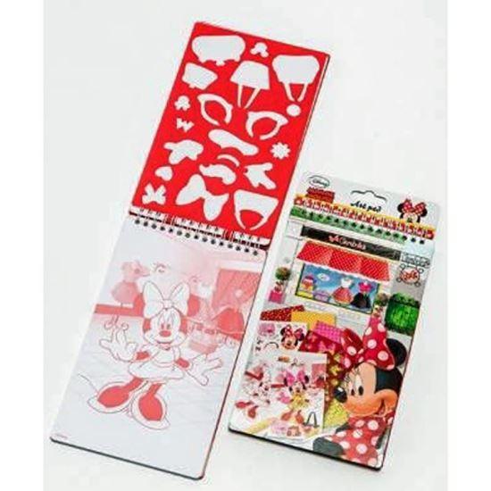 Afbeelding van Art pad Minnie Mouse