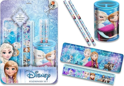 Afbeeldingen van Disney Frozen stationery set 5 delig