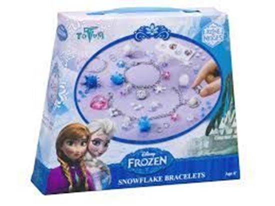 Afbeelding van Disney Frozen Snowflake armbandjes