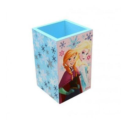 Afbeeldingen van Disney Frozen houten pennenhouder
