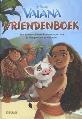 Afbeeldingen van Disney Vaiana Vriendenboekje
