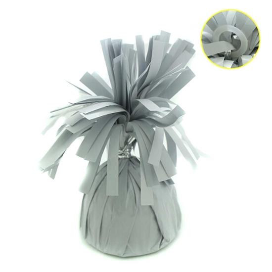 Afbeelding van Folie ballonnengewicht wit
