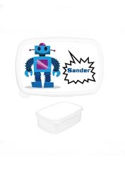 Afbeelding van Lunchbox bedrukt na wens