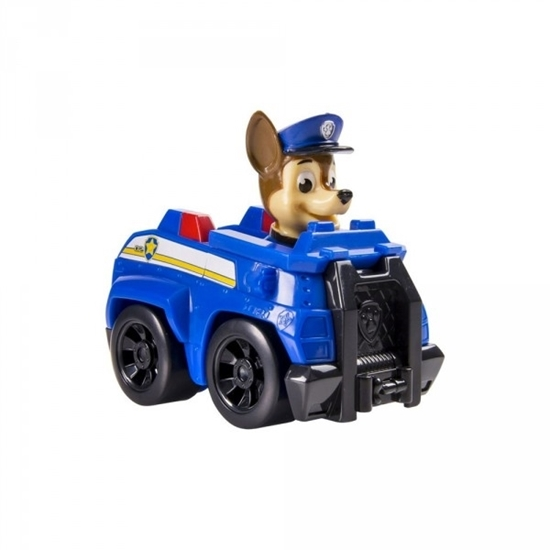 Afbeelding van Paw Patrol racer auto klein