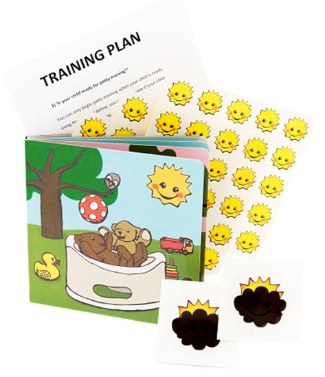 Afbeelding van Magic Potty training kit