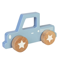 Afbeelding van Little Dutch houten pick up