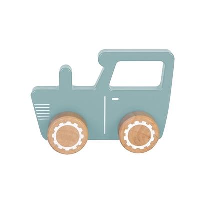 Afbeeldingen van Little Dutch houten tractor