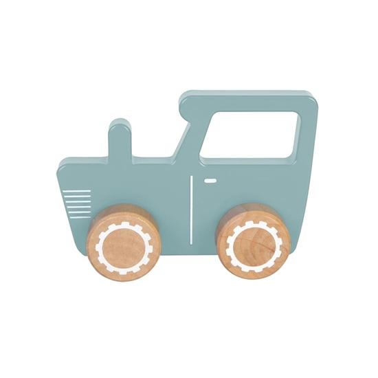 Afbeelding van Little Dutch houten tractor