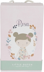 Afbeelding van Little Dutch knuffelpop Rosa