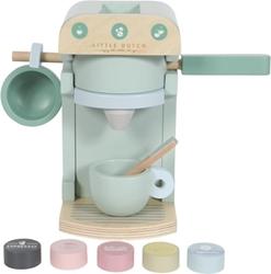 Afbeelding van Little Dutch houten koffiezetapparaat 10 delig