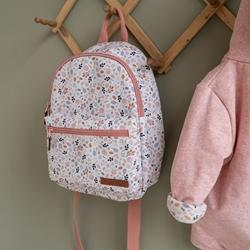 Afbeelding van Little Dutch rugzak Spring Flowers bedrukt met naam