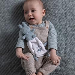 Afbeelding van Giftset Nijntje Green knit