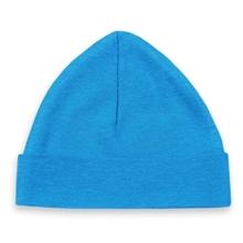 Afbeelding van Babymuts Turquoise bedrukt met naam