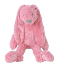 Afbeelding van Happy Horse Konijn Rabbit Richie Deep Pink bedrukt met Naam
