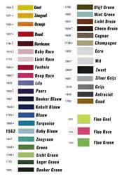 Afbeelding van Badcape geborduurd met Naam in diversen kleuren